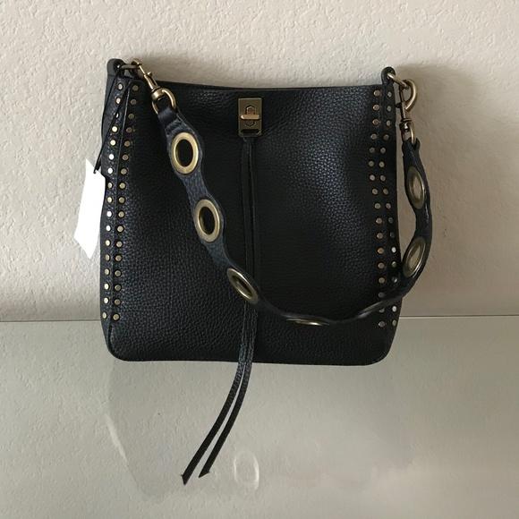 1cd3a8dc5 REBECCA MINKOFF Bags | New Darren Small Feed Leather Bag | Poshmark